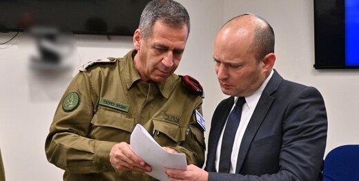 نفتالی بنت فرماندهان مقاومت را به ترور تهدید کرد