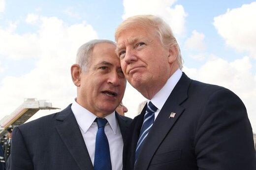 ترامپ: نخستوزیر اسرائیل میشوم!