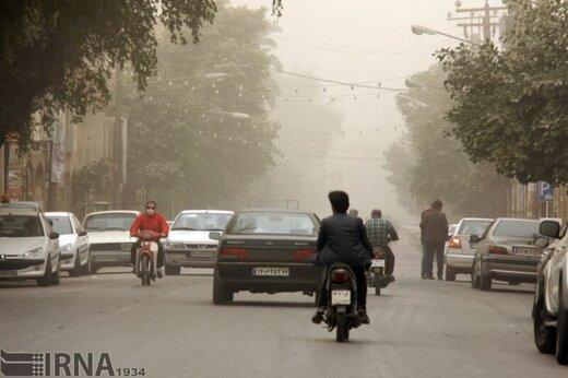 هوای کدام شهرها ناسالم است؟