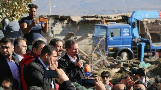 جهانگیری: منازل زلزلهزدگان آذربایجانشرقی بهتر از قبل ساخته میشود