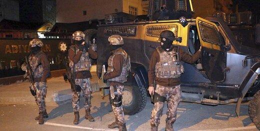 ترکیه از دستگیری یکی دیگر از سرکردگان داعش خبر داد