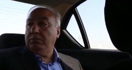 فیلم | توضیحات مهم درباره بازداشت رسول دانیالزاده: قول تخفیف گرفت و تسلیم شد