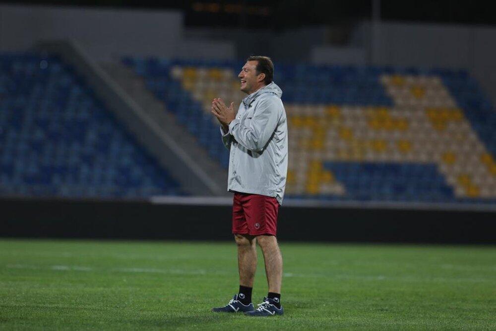 تیم ملی فوتبال ایران و عراق