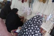اشتغال ۳۷۷ زن سرپرست خانوار تحت حمایت کمیته امداد چهارمحال و بختیاری