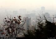 شاخص آلودگی هوا به ۱۶۱ رسید؛ تهران ناسالم برای همه
