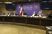 قول جهانگیری برای اتمام تونل انتقال آب به دریاچه ارومیه تا پایان دولت دوازدهم