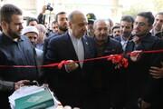 افتتاح پروژههای ورزشی در مهاباد با حضور سلطانیفر