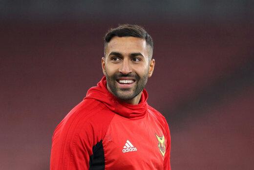 باشگاه انگلیسی قید سامان قدوس را زد