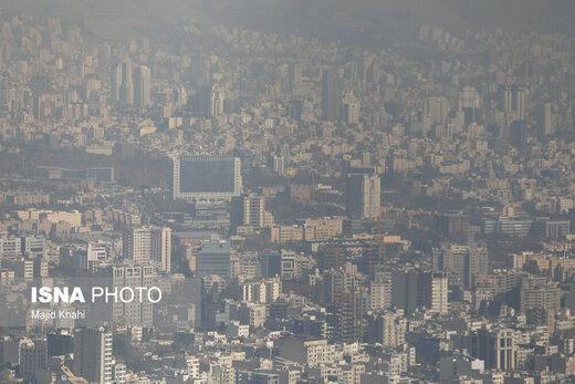 هوای کلانشهرها در هفته آینده آلوده است