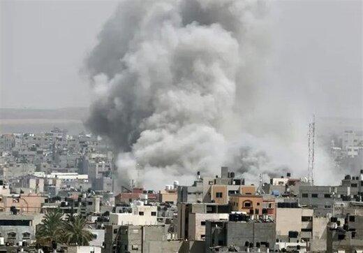 گردانهای القدس:تلآویو را با شلیک دهها موشک هدف قرار دادیم