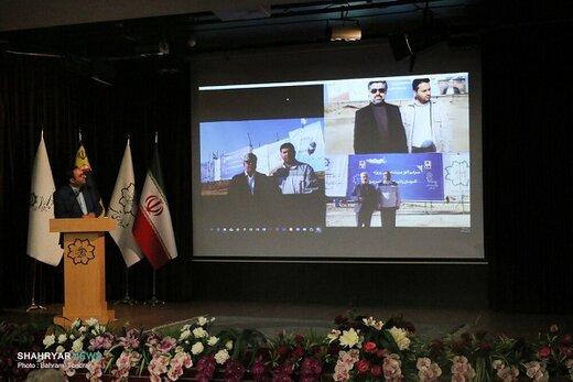 عملیات اجرایی سه پروژه مدیریت شهری تبریز آغاز شد