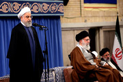 الرئيس روحاني: اميركا والكيان الصهيوني مصدر الحروب والمجازر والخلافات بالمنطقة
