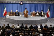 قائد الثورة الاسلامية:إزالة الكيان الصهيوني تعني أن يحدّد الفلسطينيون حكومتهم