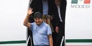 مورالس: همچنان رئیس جمهوری بولیوی هستم