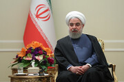 President Rouhani felicitates counterparts on birth anniversary of Prophet Mohammad (PBUH)