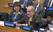 دبلوماسي ايراني: مخططو الارهاب الاقتصادي يذرفون دموع التماسيح لحقوق الانسان في ايران