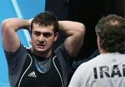 خطر حذف از المپیک بیخ گوش وزنهبرداری