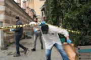 فیلم | صحنه مرگ مشکوک مامور اطلاعاتی انگلیس در استانبول