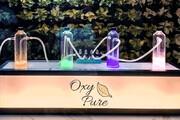 فیلم | فروش اکسیژن طعم دار در کافیشاپ!