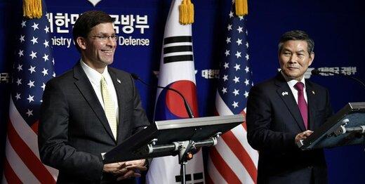 آمریکا از کره جنوبی هم پول بیشتری مطالبه کرد