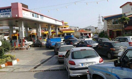 درآمد ماهانه دولت از گرانی بنزین چقدر است؟
