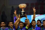 تصاویر | قهرمانی جوانان ایران در مسابقات کبدی جهان