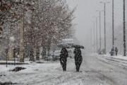 فیلم | ادامه بارش برف و باران در سراسر کشور