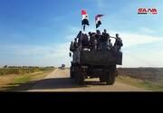 ارتش سوریه و ترکیه در حسکه درگیر شدند