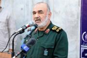 فیلم | وعده سرلشکر سلامی به مردم زلزلهزده: سپاه تا پایان کار در کنار شما خواهد بود
