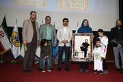 تصاویر | از خانواده مرحومان پورحیدری، آشتیانی و شادمانی تقدیر شد