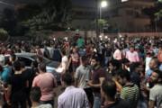 فیلم | گزارش اخبار ساعت 14 از تجمعات اعتراضی به افزایش قیمت بنزین