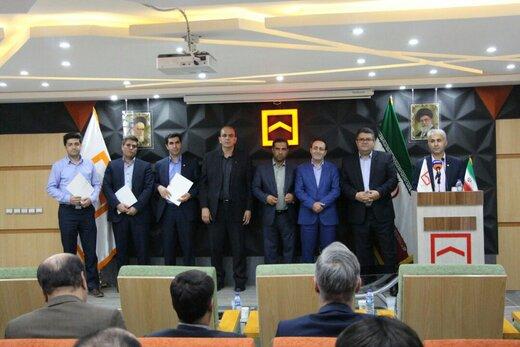 تقدیر مدیریت کردستان از بانکداران سبز استان