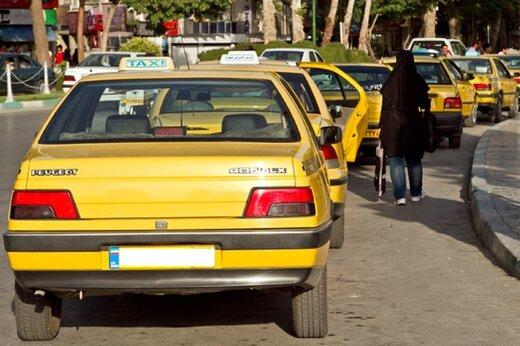 رایزنی سازمان تاکسیرانی برای افزایش سهمیه سوخت تاکسیها
