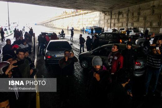 نقش شبکه تلویزیونی وابسته به سعودی در اعتراضات بنزینی ایران