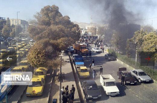 فیلم | گزارش ۲۰:۳۰ از کشته شدگان درگیریهای بنزینی در سیرجان، صدرای شیراز، شهر قدس و نیزارهای ماهشهر