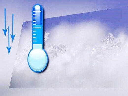سردترین نقطه کشور در ۲۴ ساعت اخیر کجا بود؟