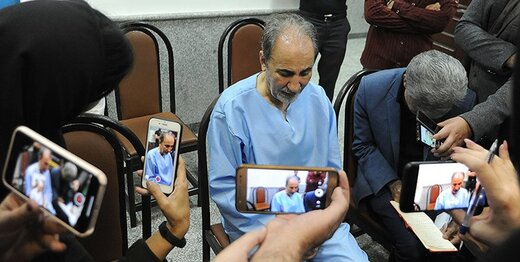 احتمال یک تا ۳ سال حبس برای «نجفی»قوت گرفت
