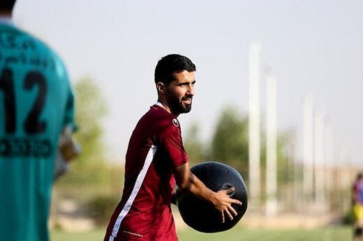 بشار همچنان در انتظار عملی شدن وعده باشگاه پرسپولیس