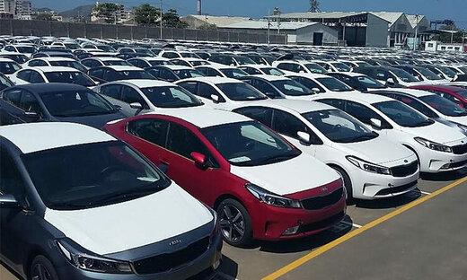 هنوز ۱۰۴۸ خودروی دپو شده ترخیص نشده است