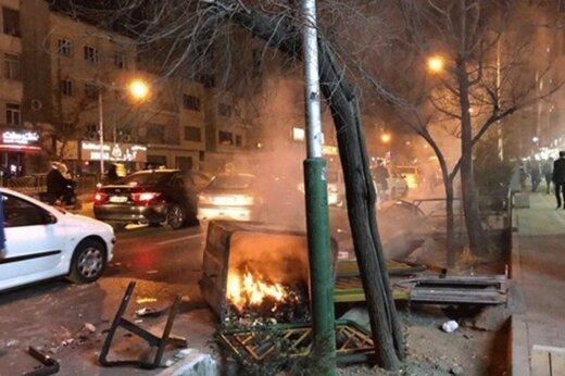 واکنش آلمان به اعتراضات در ایران