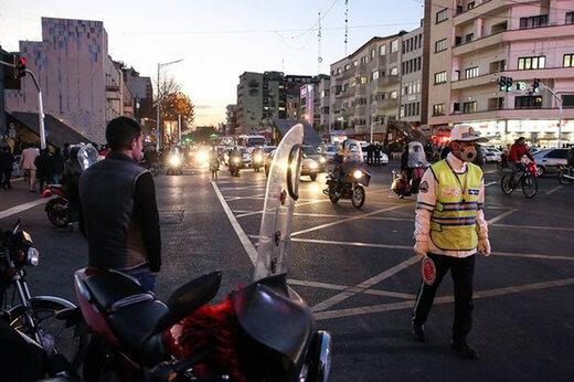 فیلم | آرامش در میادین و خیابانهای تهران