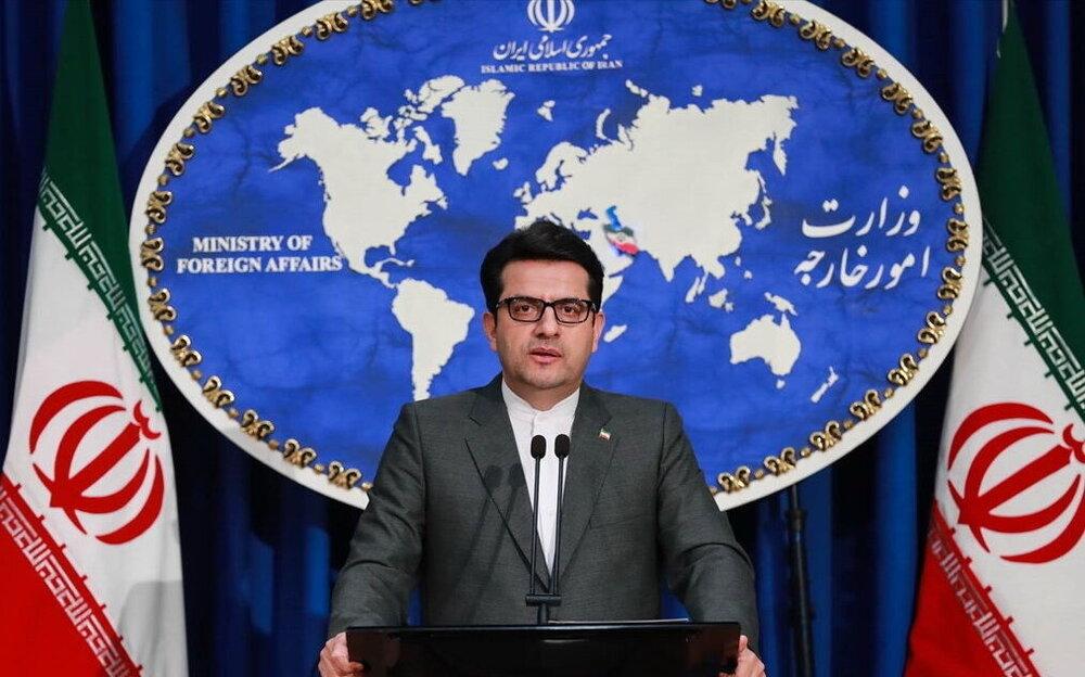 موسوي: دعم الإرهاب الاقتصادي الأمريكي يتناقض مع حسن الجوار