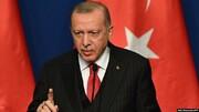 اردوغان افشاگری کرد