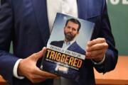 فیلم | کتاب پسر ترامپ با تقلب پر فروش شد