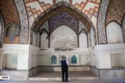 تصاویر | سفر به کاشان با قطار گردشگری