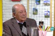 فیلم | پدر شیرجه ایران خاطراتش را در تلویزیون گفت