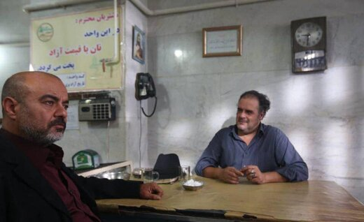 عکس | پوستر «خون شد»، فیلم جدید مسعود کیمیایی