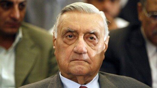 وزیر خارجه سابق عراق درگذشت
