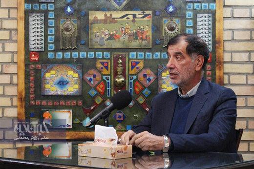 نشست خبری محمدرضا باهنر در خبرگزاری خبرآنلاین