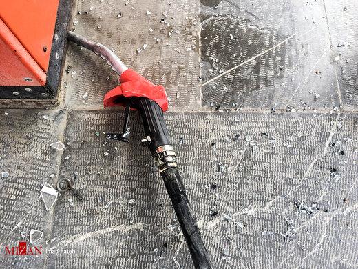 تصاویرجدید اشرار به بهانه اعلام نرخ جدید بنزین